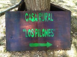 Casa Rural Los Pilones, Magacela (Benquerencia de la Serena yakınında)
