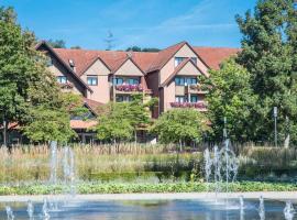 Hotel am Kurpark, Bad Hersfeld (Gittersdorf yakınında)
