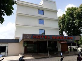 Hotel Suraj Inn, Silvassa (рядом с городом Dolāra)