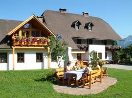 Ferienhof Karin und Florian Gressenbauer, Edlbach (Windischgarsten yakınında)