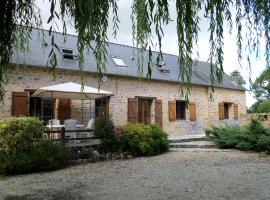 Le Poirier Roussel Bed And Breakfast, La Bazouge-de-Chemeré (рядом с городом Веж)