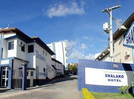 Shalako Hotel, Vitória da Conquista (Coquinhos yakınında)