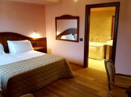 Hotel Cascina Canova, Uggiate (Stabio yakınında)
