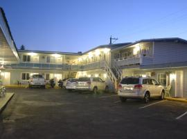 Ponderosa Motel, Princeton (Manning Park yakınında)