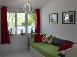 L'appartement de Lili, Саргемин (рядом с городом Frauenberg)