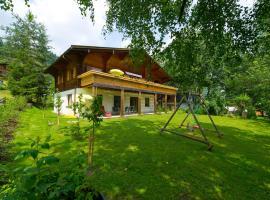 Chalet Alpenblick, Wagrain
