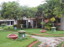 Hotel Sadhabishegam, Vaithīsvarankoil (рядом с городом Chidambaram)