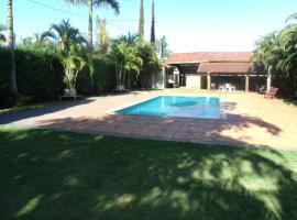 Rancho Barretos, Barretos (Cateto yakınında)