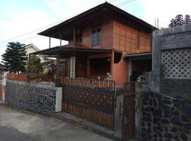 Wooden House Lembang