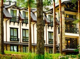 Загородный Клуб ШишкиНН Resort&Spa, Сновянка