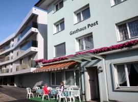 Gasthaus Post, Willisau (Hergiswil yakınında)