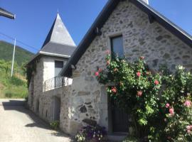 Chez nicole, La Salle-en-Beaumont (рядом с городом Nantes-en-Rattier)