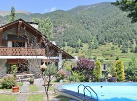 Chalet Family Vallnord, Аринсал (рядом с городом Tor)