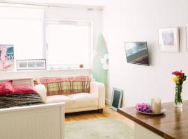 Beautiful 2 Bedroom Home Near Air Port and Mahon, Корк (рядом с городом Carrigaline)