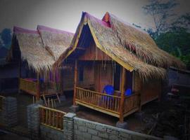 Tereng Wilis bungalows, Tetebatu