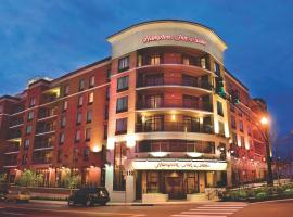 Most Booked Hotels Near Vanderbilt University In The Past Month Hampton Inn Suites Nashville Downtown