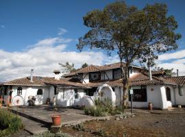 Sierra Alisos Hotel de Campo, Hacienda Tambillo Alto (Hacienda La Alegría yakınında)