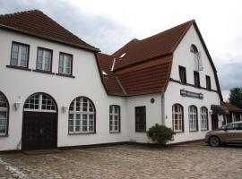 Hotel Zum goldenen Stern, Leibsch (Hohenbrück yakınında)