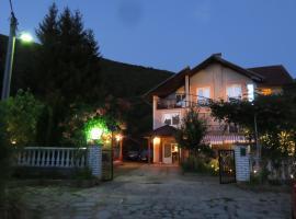 Villa Artemida, Kulen Vakuf (Oštrelj yakınında)