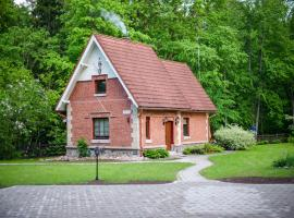 Mednieku Namiņš, Sigulda (Near Krimulda Municipality)