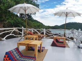 Rock View Terrace, Ko Jum (Near Siboya Island)