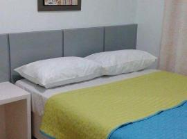 Two-Bedroom Condo Unit-One Oasis Davao, Davao Stadt