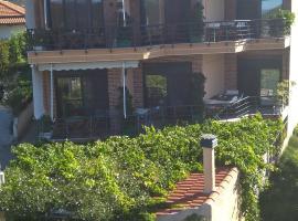 Nikolitsa Apartments, Glyfada Fokidas (рядом с городом Trizonía)