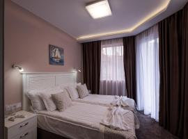 Caro Apartments & Rooms, Varna City