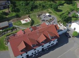 Hotel und Landgasthof Zum Bockshahn, Spessart (Kempenich yakınında)