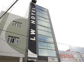 LW Hotel, Arcoverde (Sertânia yakınında)