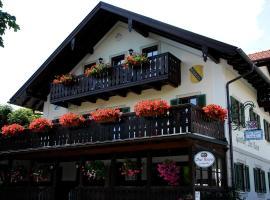 Landgasthof Drei Rosen, Bernried (Seeshaupt yakınında)