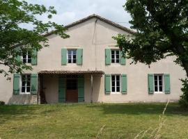 5 Boucherie, Riocaud (рядом с городом Villeneuve-de-Duras)