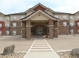 Prairie Moon Inn & Suites Macklin