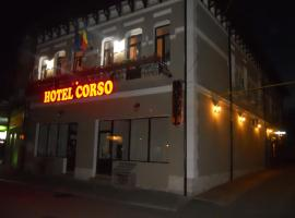 Hotel Corso, Buzau