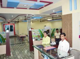Hotel Surya, Chhindwāra (рядом с городом Jhilmili)