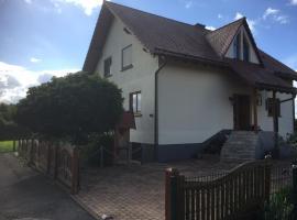 Ferien & Handwerkerwohnung Eichenauer, Hungen
