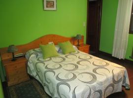 Hotel Chola, Дорна (рядом с городом Лоурейро)