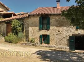 Casa Turzo, Turzo (Pesquera de Ebro yakınında)