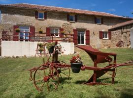 la chomiarde, Saint-Médard-de-Presque