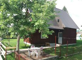 Guesthouse Durmitor Magic