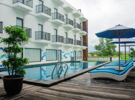 D'MAX Hotel & Convention, Praya (рядом с городом Plambi)