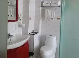Red Sun Inn, Tangyin (Dahuangcun yakınında)