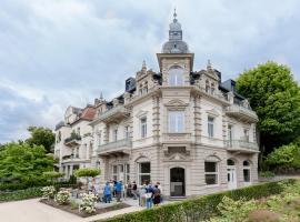 Hotel Villa Grunewald, Bad Nauheim