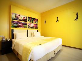 Sinar Sport Hotel, Bengkulu