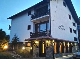 Guest House Raffe, Dobrinishte (Gostun yakınında)
