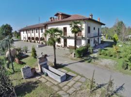 Agriturismo Campofelice, Lombardore (San Benigno Canavese yakınında)