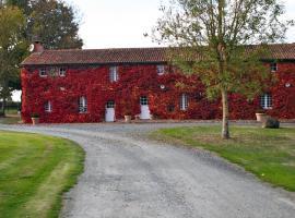 Grange des Roches Moussets, Les Cerqueux-de-Maulévrier (рядом с городом Maulévrier)