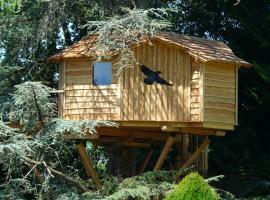 Cabanes du Temps Suspendu, Laas