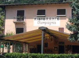 Ristorante Campagna, Cugnasco