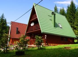 Holiday House Bjelolasica, Jasenak